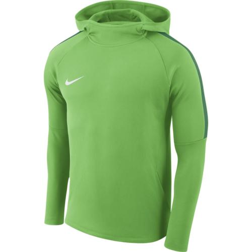 Sweat a capuche vert Academy 18