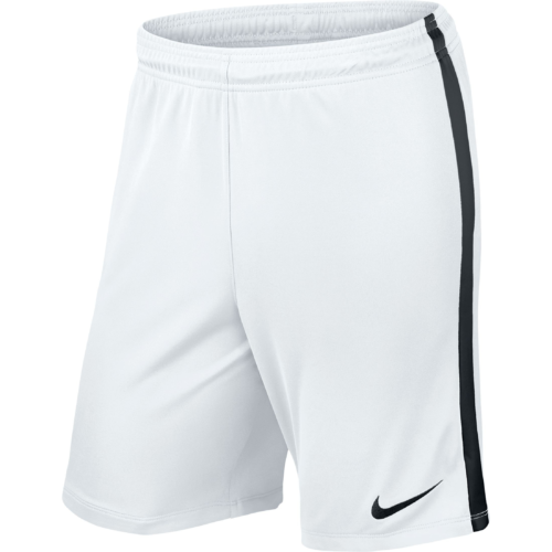 Short blanc League Knit