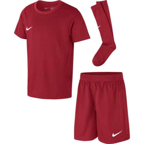 Kit Ensemble Football enfant rouge Park