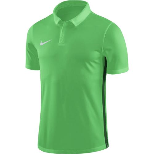 Polo vert Academy 18