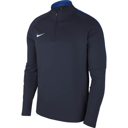 Sweat 1/4 zip navy Academy 18