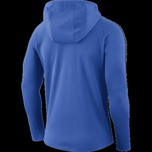 Sweat à capuche bleu royal enfant Academy 18