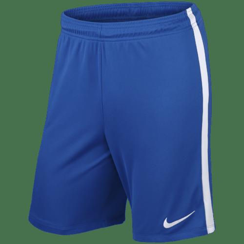Short Bleu Royal League Knit