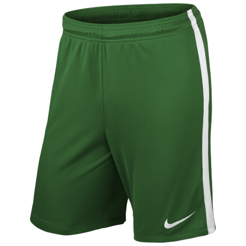 Short vert League Knit