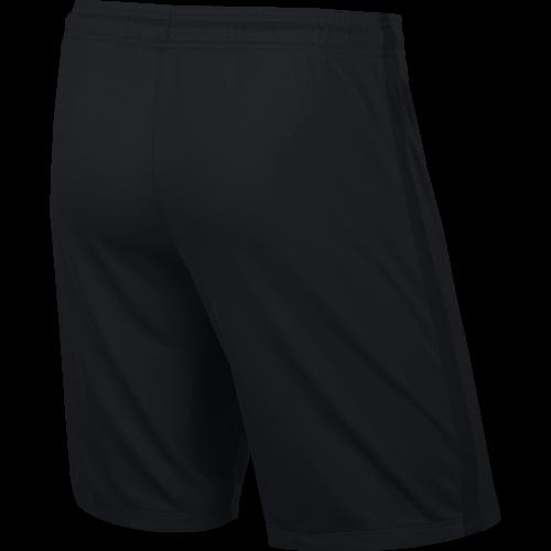 Short noir League Knit
