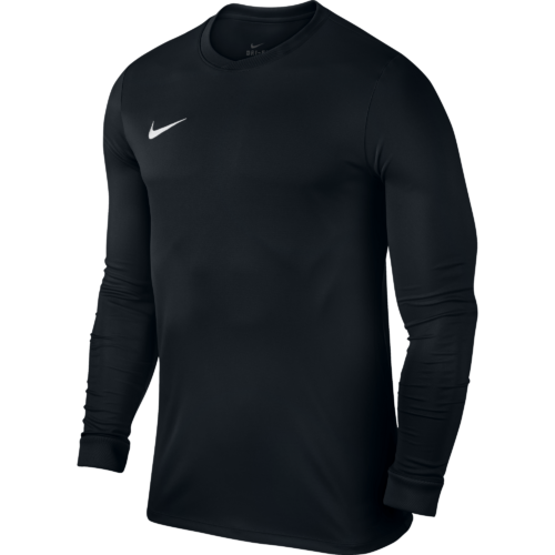Maillot manches longues noir Dry