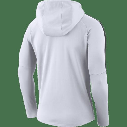 Sweat a capuche blanc Academy 18