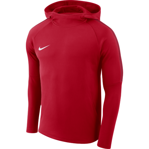 Sweat a capuche rouge Academy 18