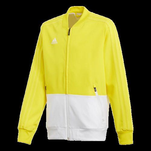 Veste Blanche/jaune Con18