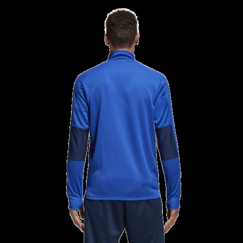 1/4 Zip Bleu Royal Con18