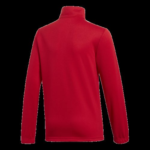 1/4 Zip Rouge Enfant Core18