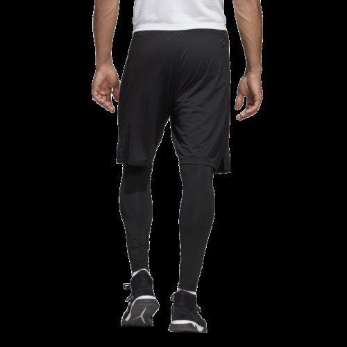 Short Noir Avec Legging Integre Con18