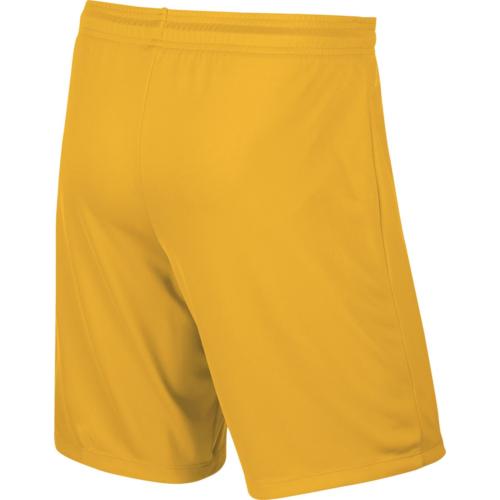 Short Park II enfant jaune