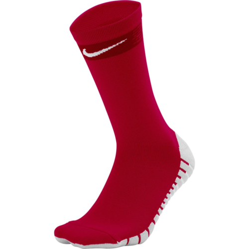 Chaussettes rouge Crew