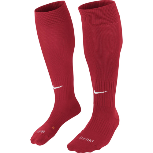 Chaussettes rouge Nike Classic