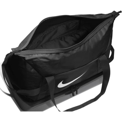 Sac de sport noir Academy 52 litres