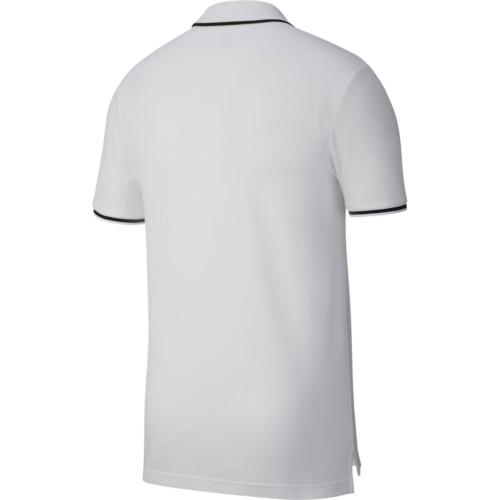 Polo blanc Club 19