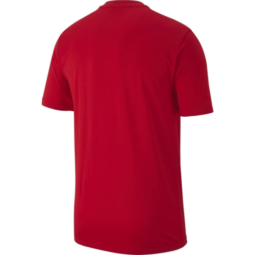T-shirt rouge Club 19