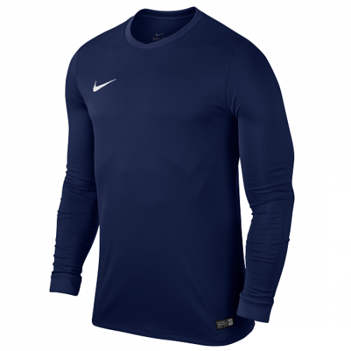 Maillot manches longues navy Dry FFF