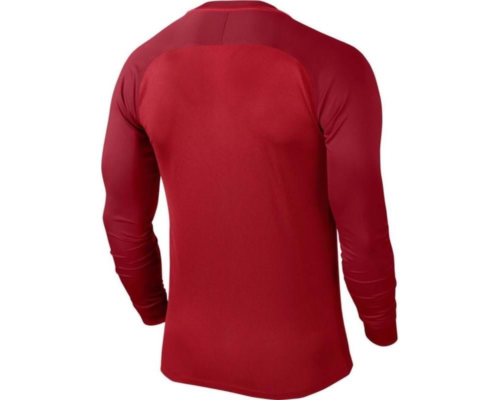 Maillot enfant manches longues Trophy III rouge