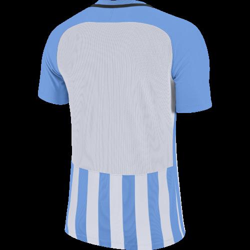 Maillot ciel/blanc Striped Division