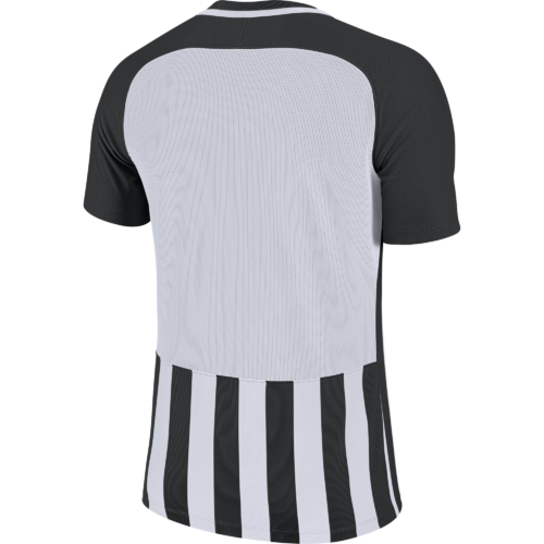 Maillot noir/blanc Striped Division