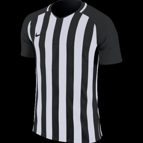Maillot noir/blanc Striped Division