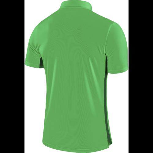 Polo vert enfant Academy 18
