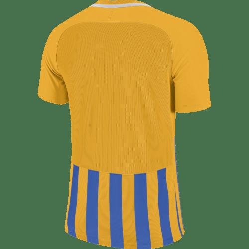 Maillot jaune/bleu Striped Division