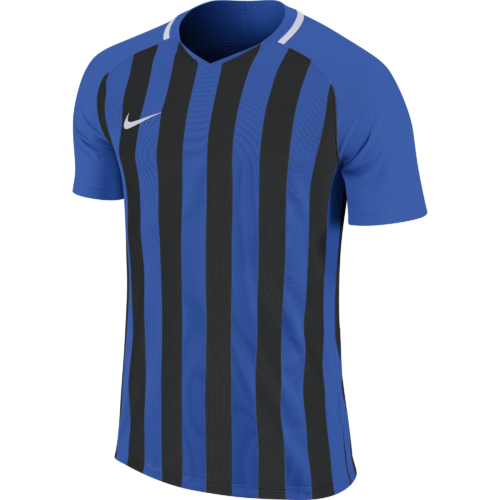 Maillot bleu/noir Striped Division