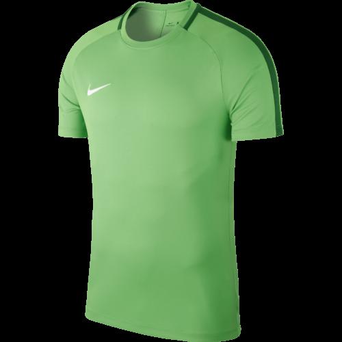 Maillot vert Academy 18