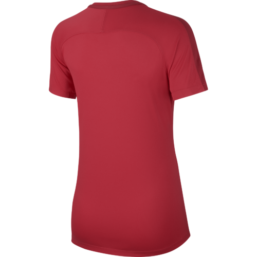 Maillot rouge femme Academy 18