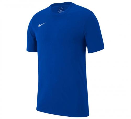 T-shirt bleu royal Club 19