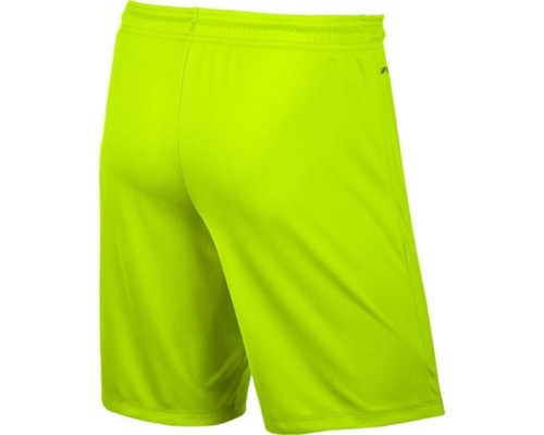 Short jaune fluo Park II Knit