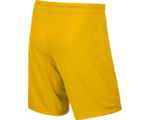 Short jaune Park II Knit
