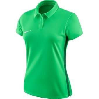 Polo vert femme Academy 18