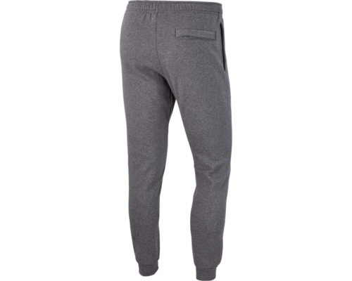 Pantalon molton enfant gris chine Club 19
