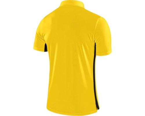 Polo jaune enfant Academy 18