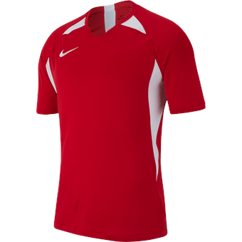 Maillot enfant rouge Legend