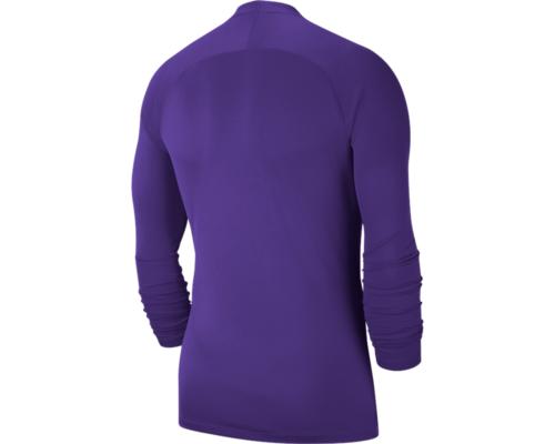 Maillot de compression violet enfant Park First