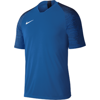 Maillot enfant bleu royal Strike