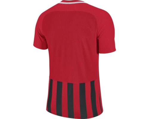 Maillot enfant noir/rouge Striped Division III