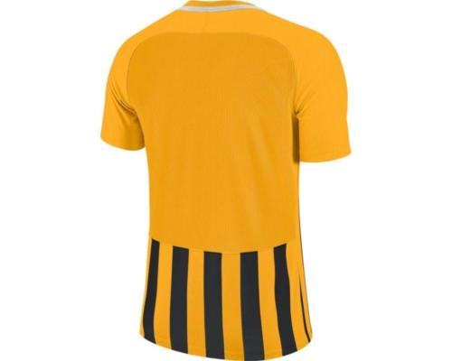 Maillot enfant noir/jaune Striped Division III