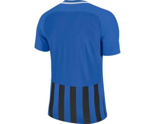 Maillot enfant noir/bleu Striped Division III