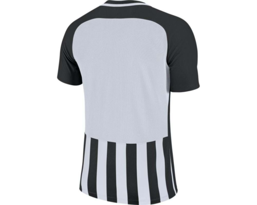 Maillot enfant noir/blanc Striped Division III