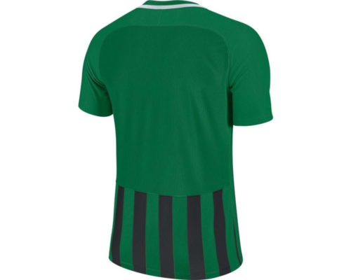 Maillot enfant noir/vert Striped Division III