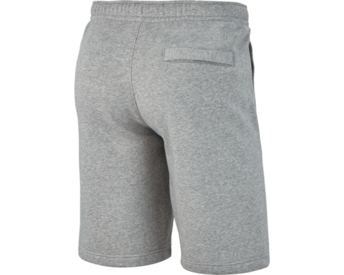 Short molton enfant gris clair Club 19