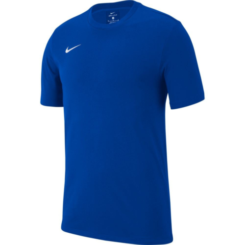 T-shirt enfant bleu royal Club 19
