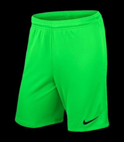 Short enfant vert League Knit