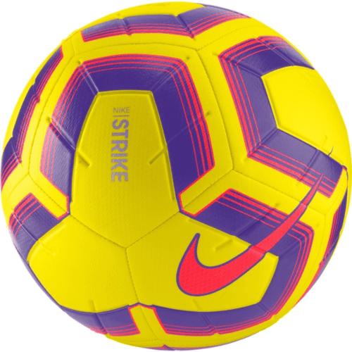 Ballon jaune/rose/violet strike